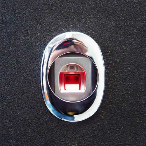 """""""Умная дверь"""". Биометрический считыватель"""